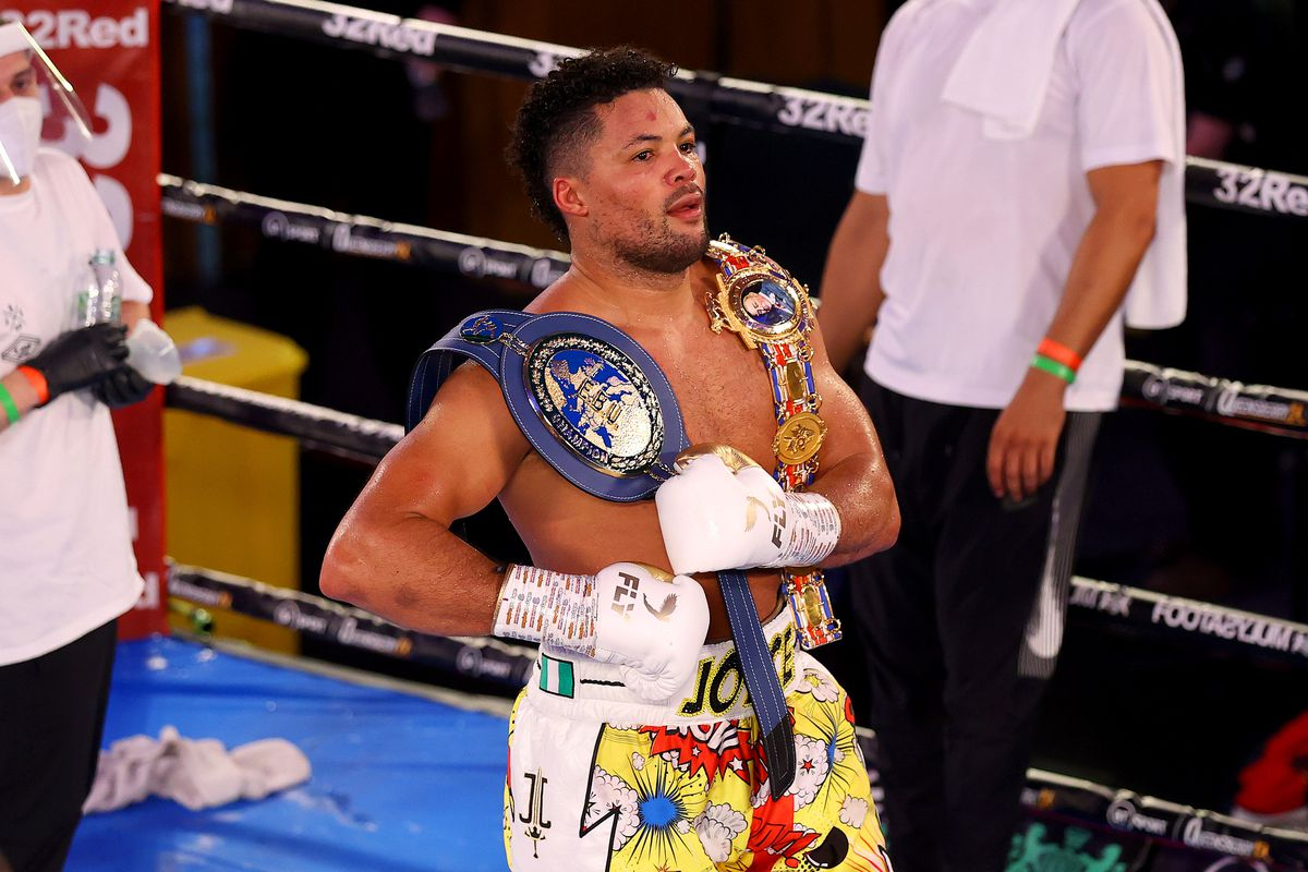 Daniel Dubois v Joe Joyce - WBC Silver, British, Commonwealth and European Heavyweight Title Fight
