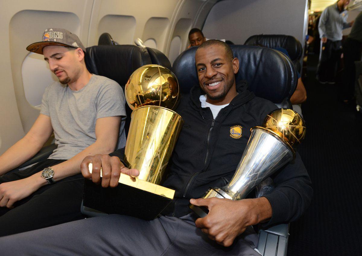 Golden State Warriors Travel Home