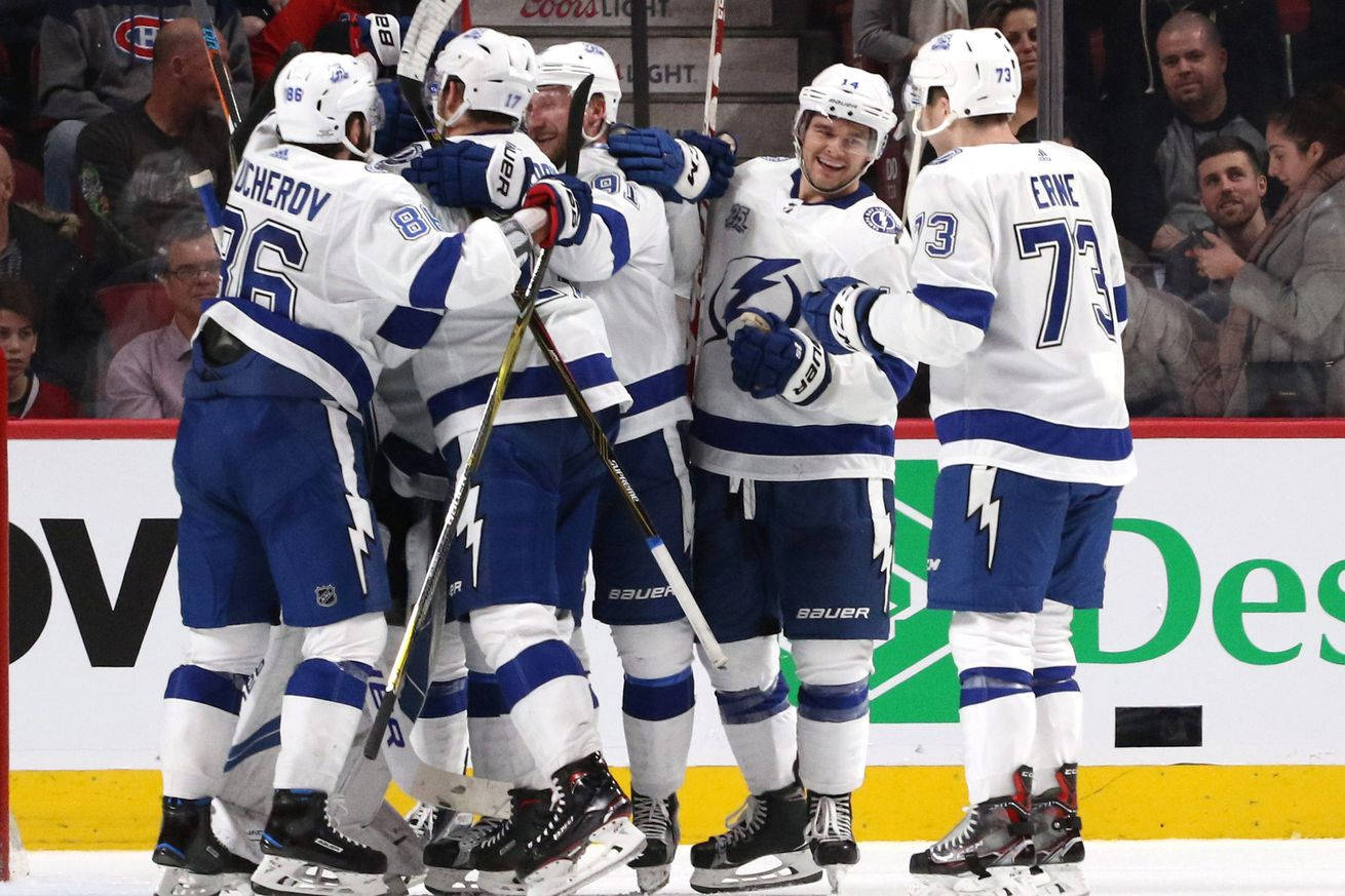 playoff race my thoughts on tampa bay lightning s standings raw