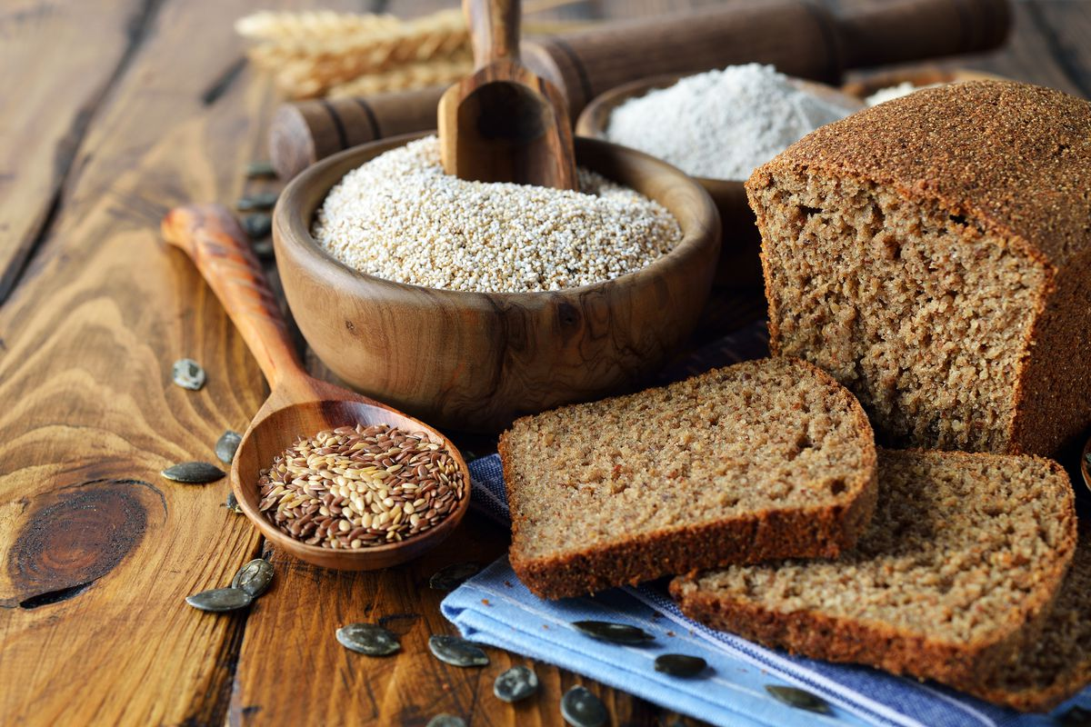 Including whole grains in your diet can be beneficial to your health.