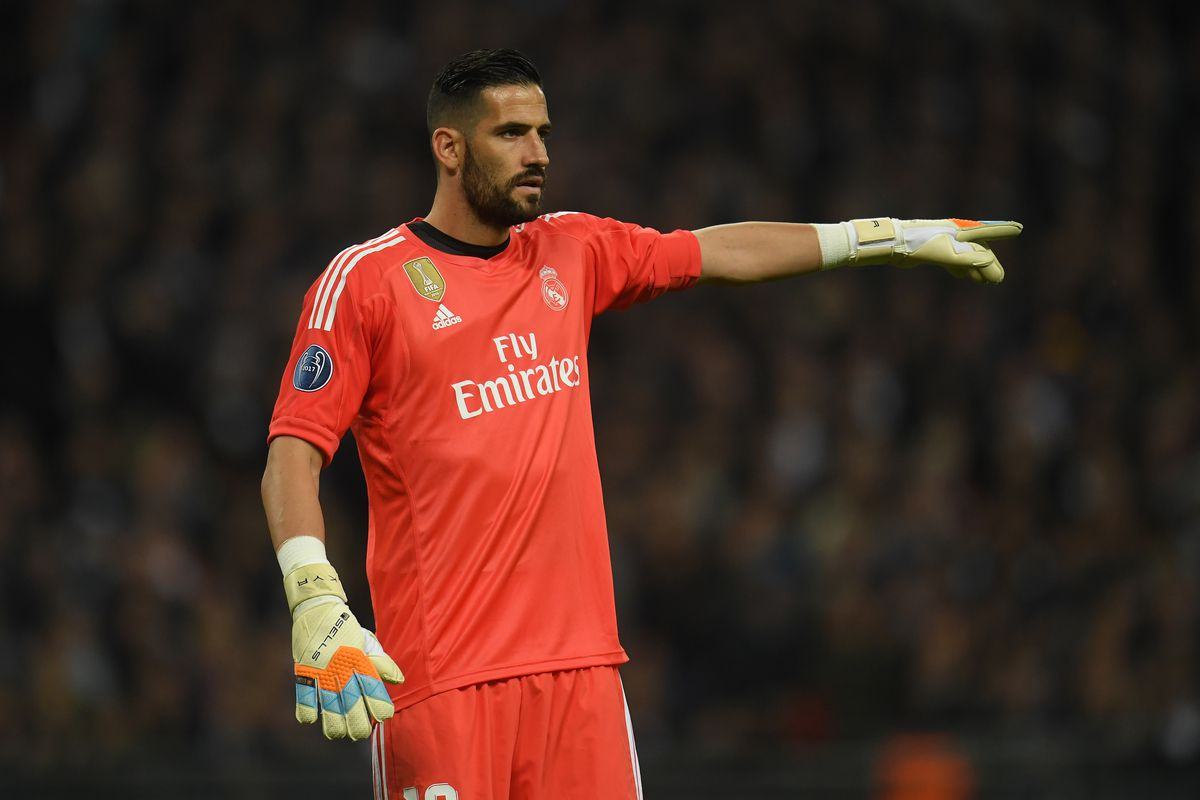 8f4e2b40f Kiko Casilla speaks about his departure from Real Madrid and his ...