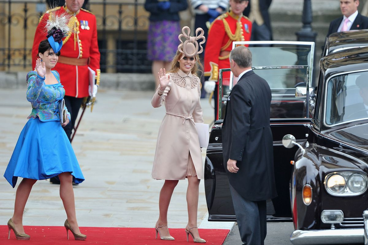 Princess Eugenie and Princess Beatrice of York  have earned a following due to their taste in headwear.