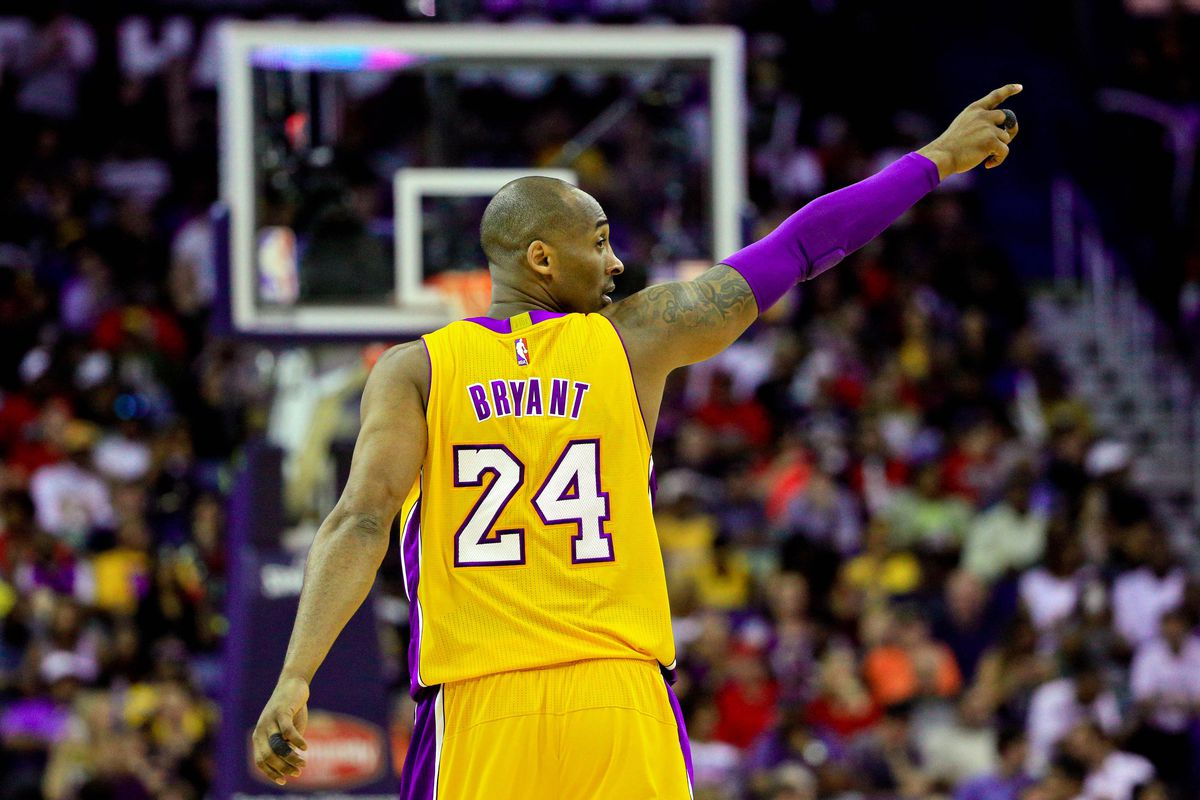competitive price e4a5d 2b9a3 Kobe Bryant: Laker for Life' is an engrossing look back at a ...