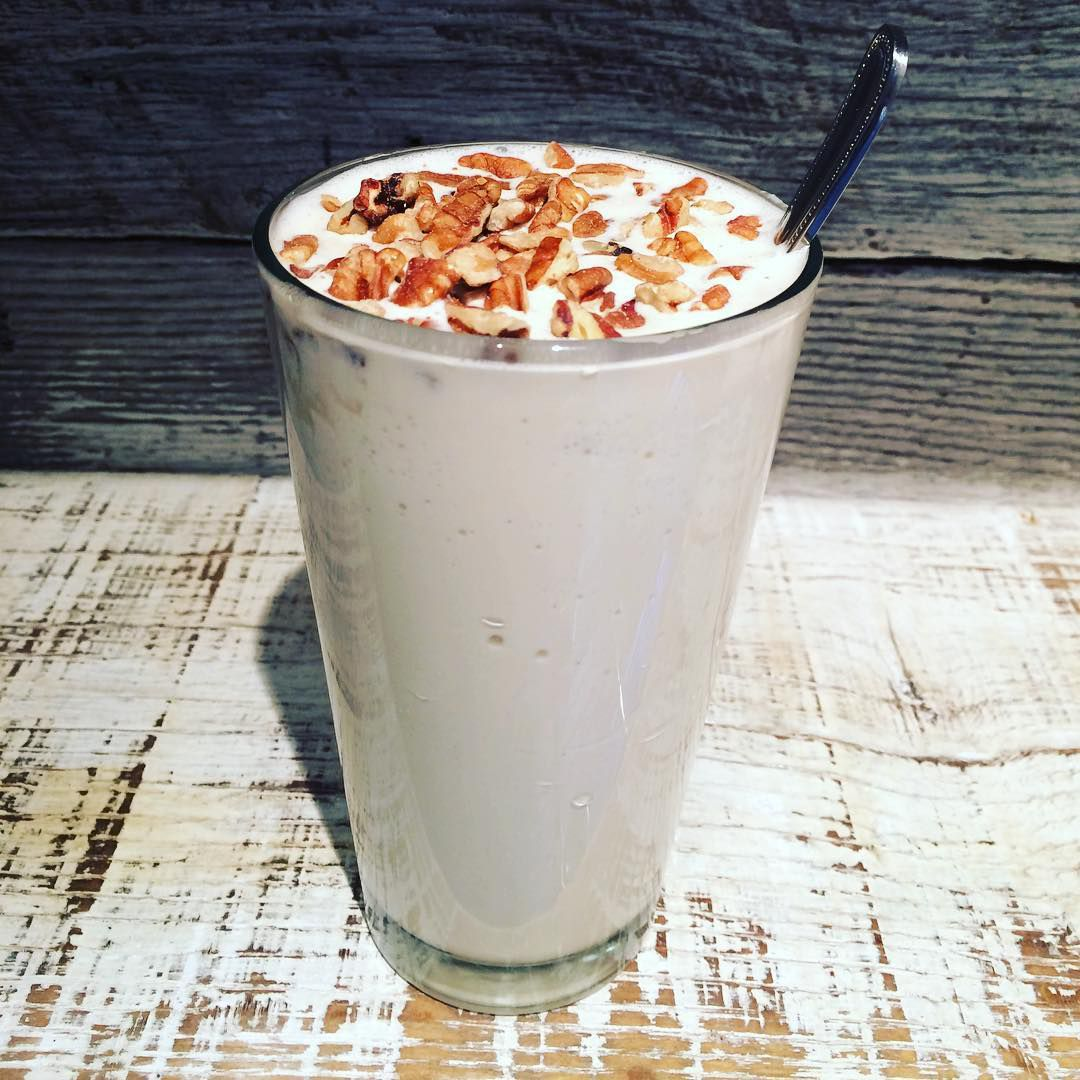 WuBurger boozy milkshake
