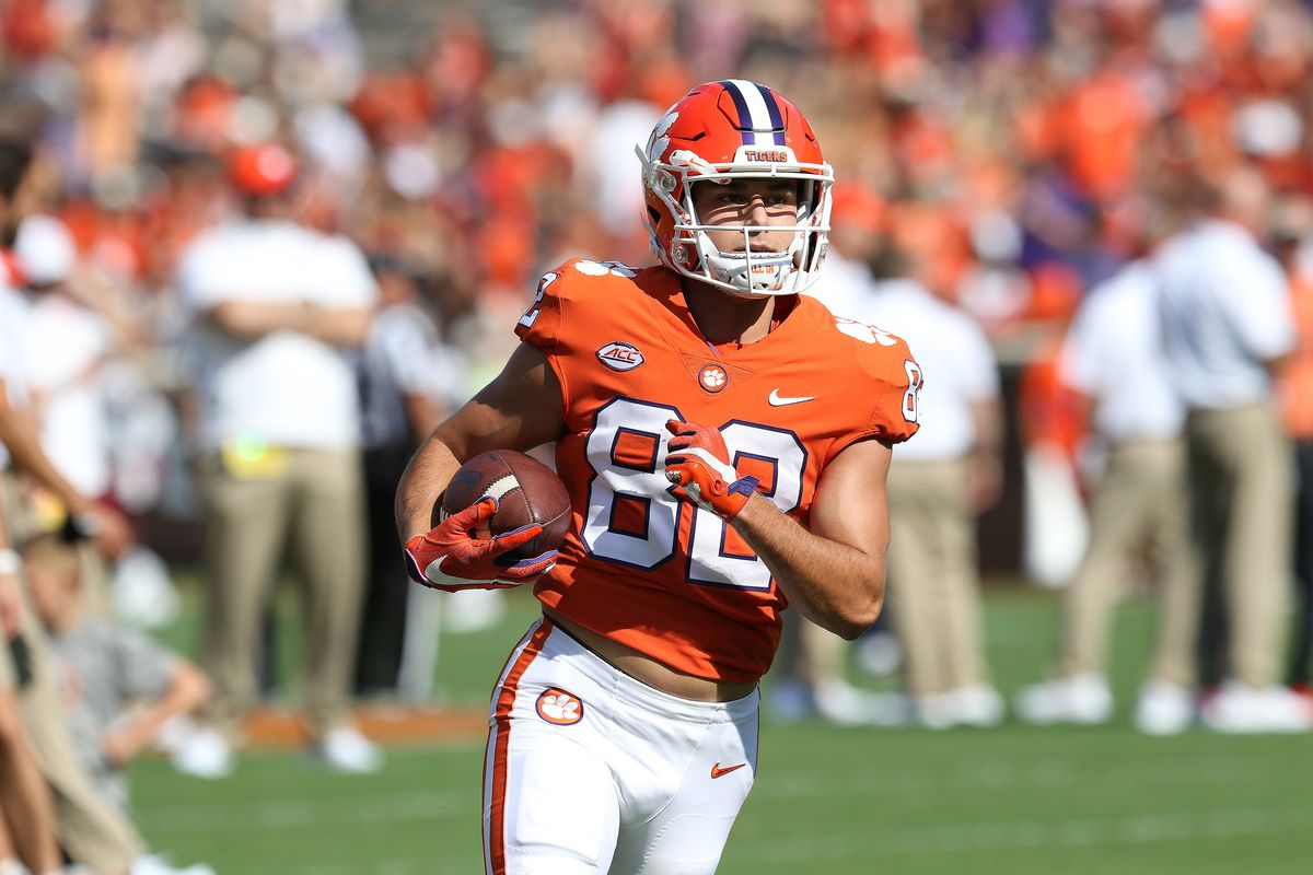 COLLEGE FOOTBALL: SEP 11 SC State at Clemson
