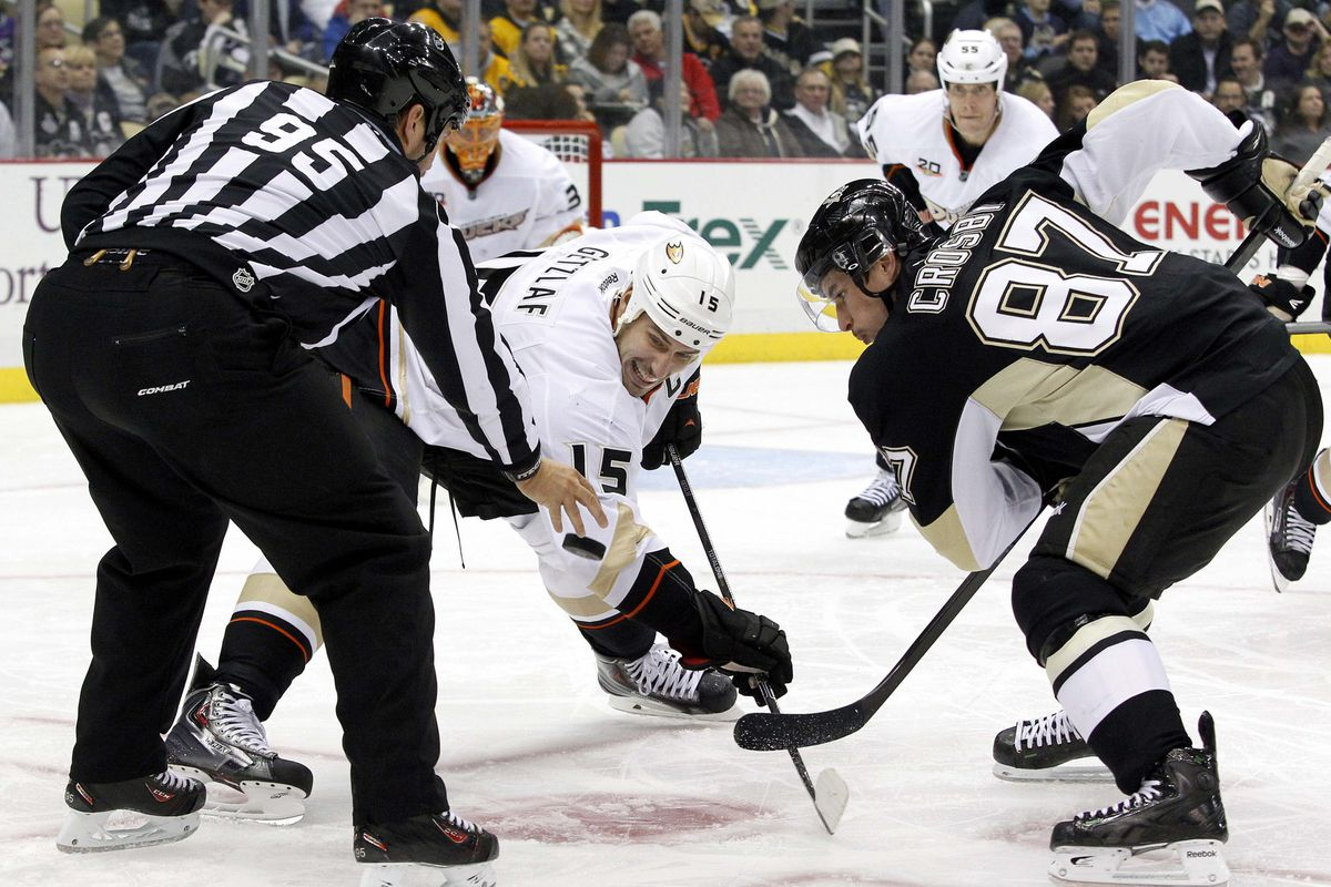 The Ducks have been trying to do something in recent years only the Penguins have managed.