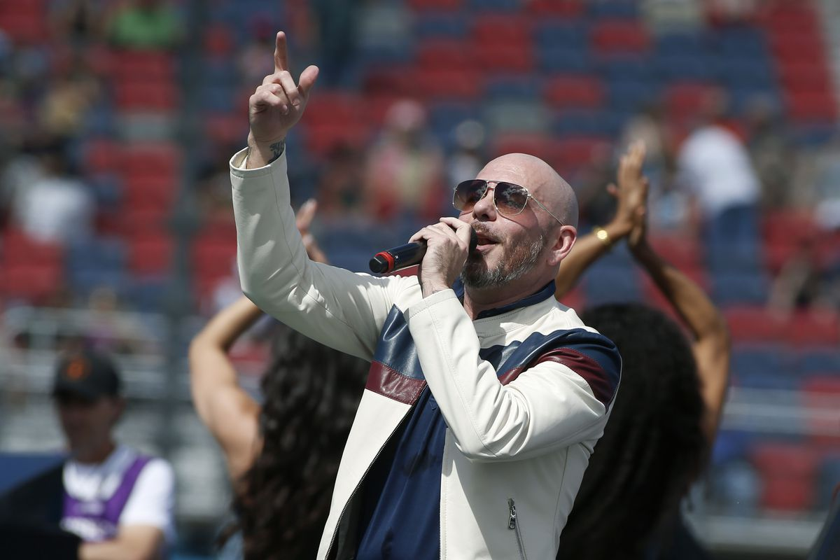 Entertainer Pitbull is a partner in Trackhouse, a new NASCAR team which is scheduled to debut at next month's Daytona 500.