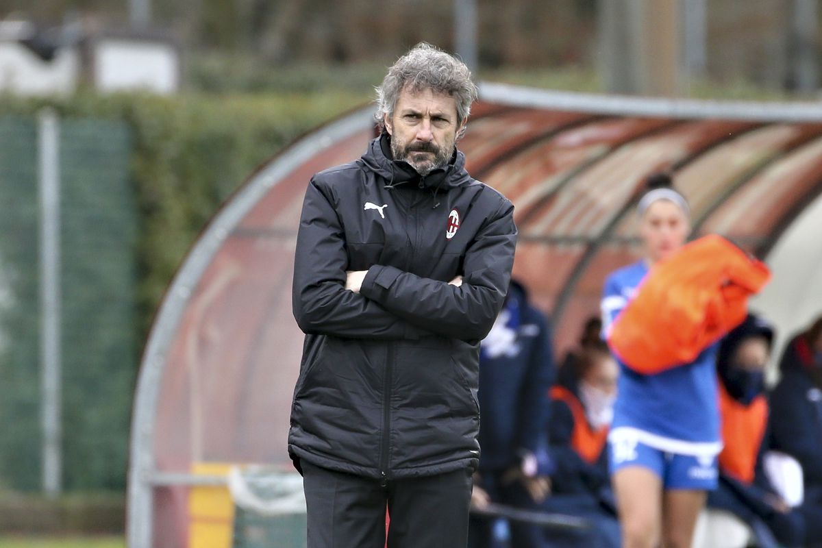AC Milan v San Marino Academy - Women Serie A