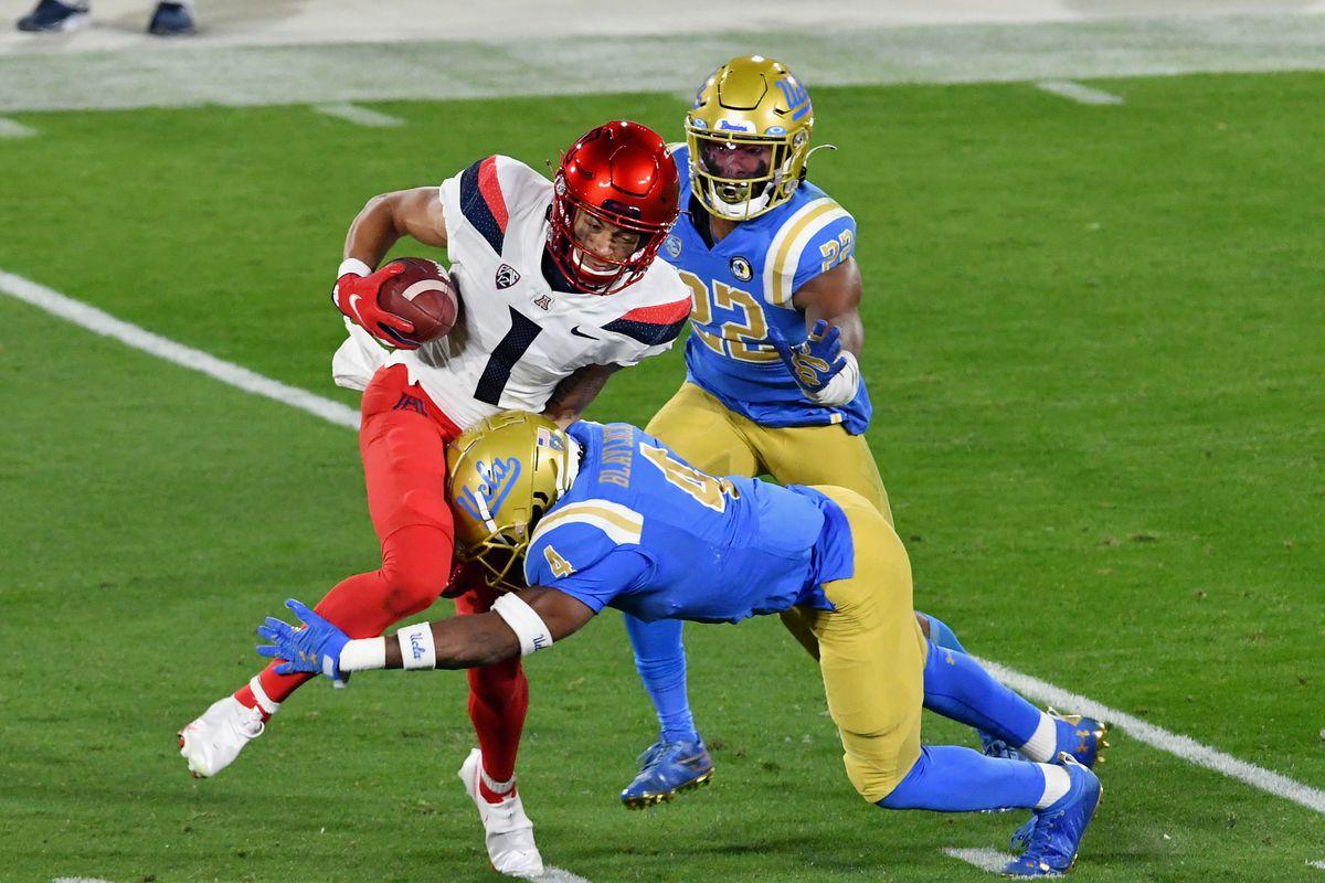 drew-dixon-arizona-wildcats-transfer-wide-receiver-tucson-sabino-kevin-sumlin-2020-ncaa-portal