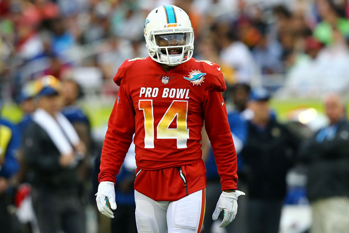 brand new ab9c0 f2187 Jarvis Landry signs 5-year, $75.5 million deal with Browns ...