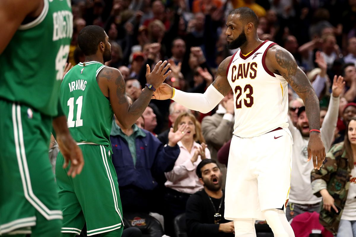 differently a7549 5c953 NBA All-Star Game 2018 teams: LeBron James picks Kyrie ...
