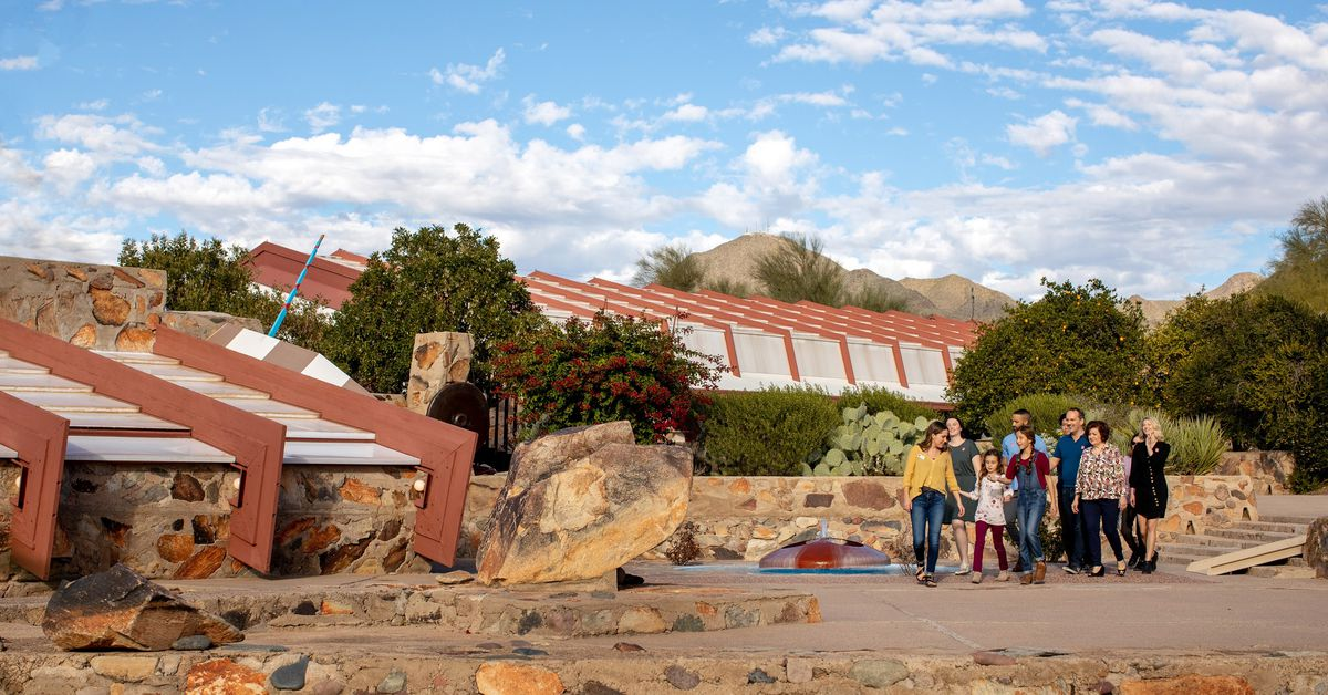 Frank Lloyd Wright 'virtual classroom' offers design lessons for K-12