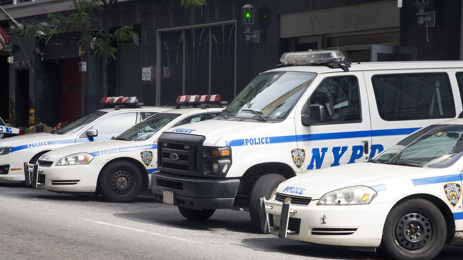 NYPD is testing a high-tech, sensor-filled police cruiser ...