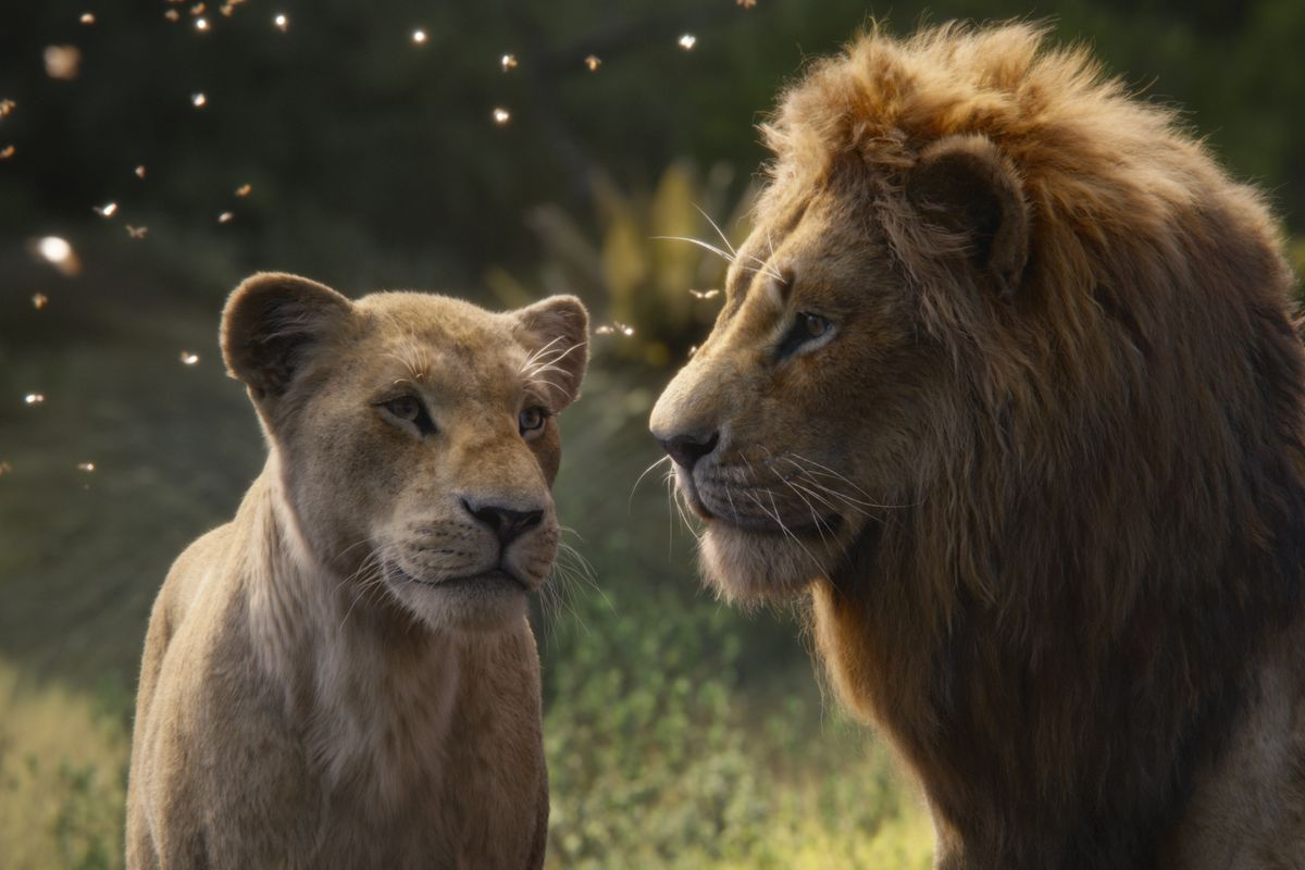 Review The Lion King 2019 Not Really Feeling The Love