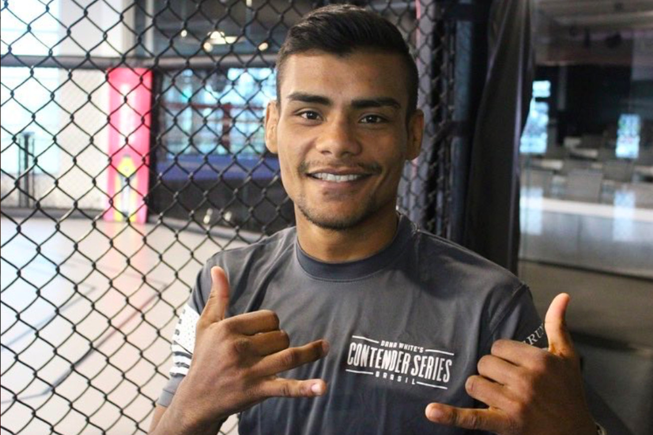 UFC fighter Raulian Paiva injured, girlfriend in coma after being struck by a car in Brazil