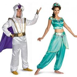 This outfit might actually be more tasteful than the original Disney version. Well played, Ricky's.