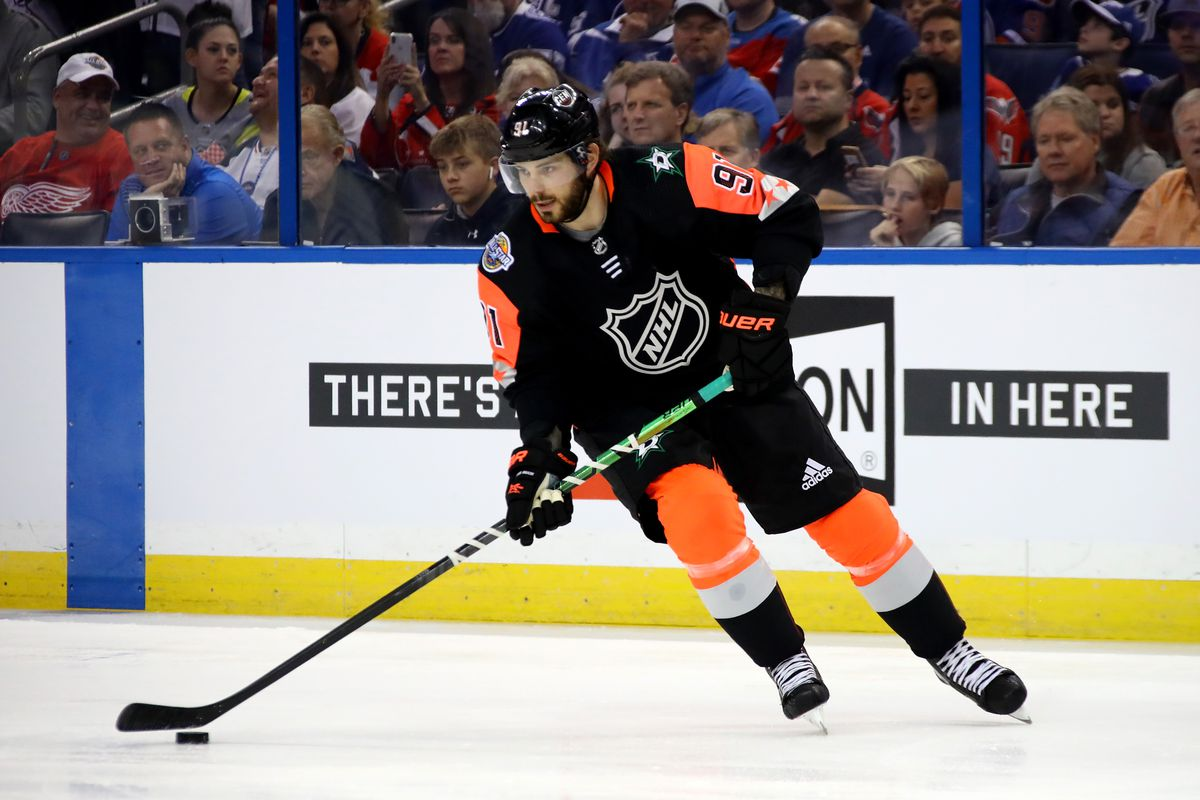 2018 Honda NHL All-Star Game - Central v Pacific