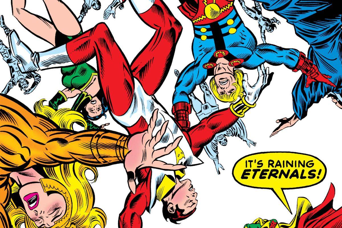 The cover of Avengers #248, Marvel Comics (1984).