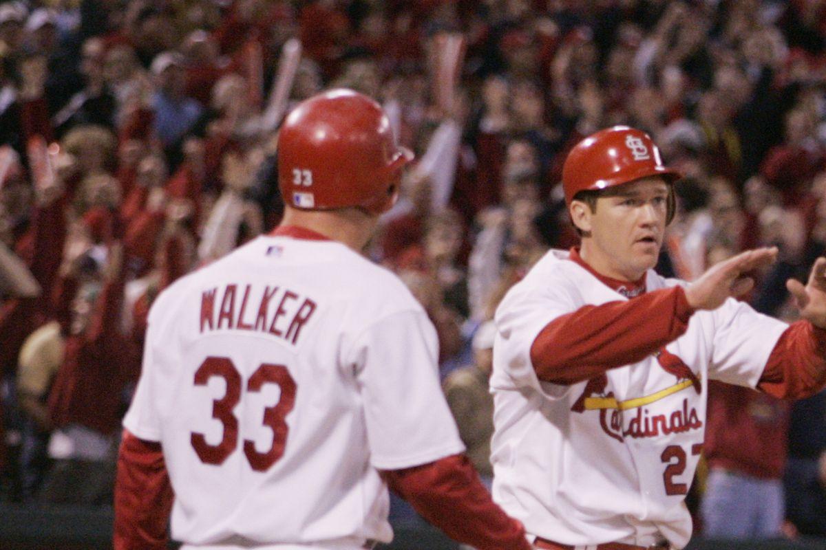 NLCS Game 1 Astros v Cardinals