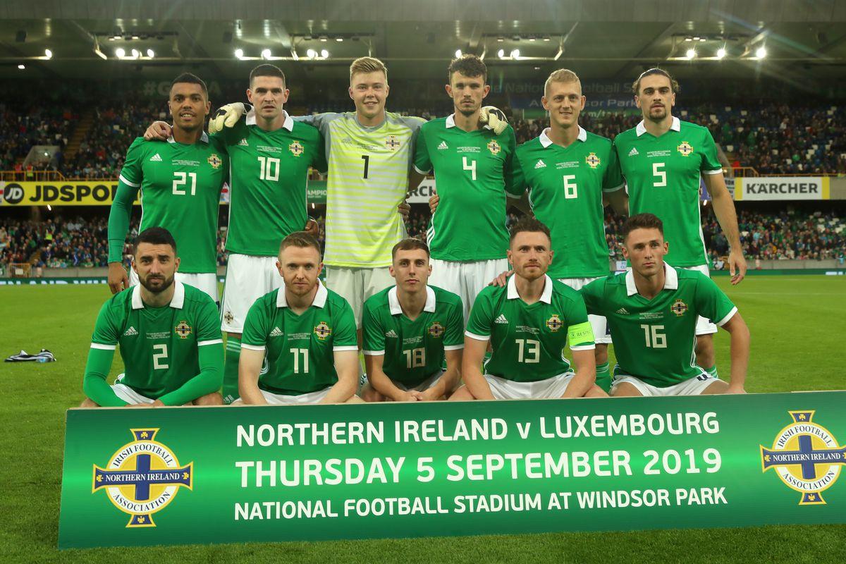 Northern Ireland v Luxembourg - International Friendly - Windsor Park