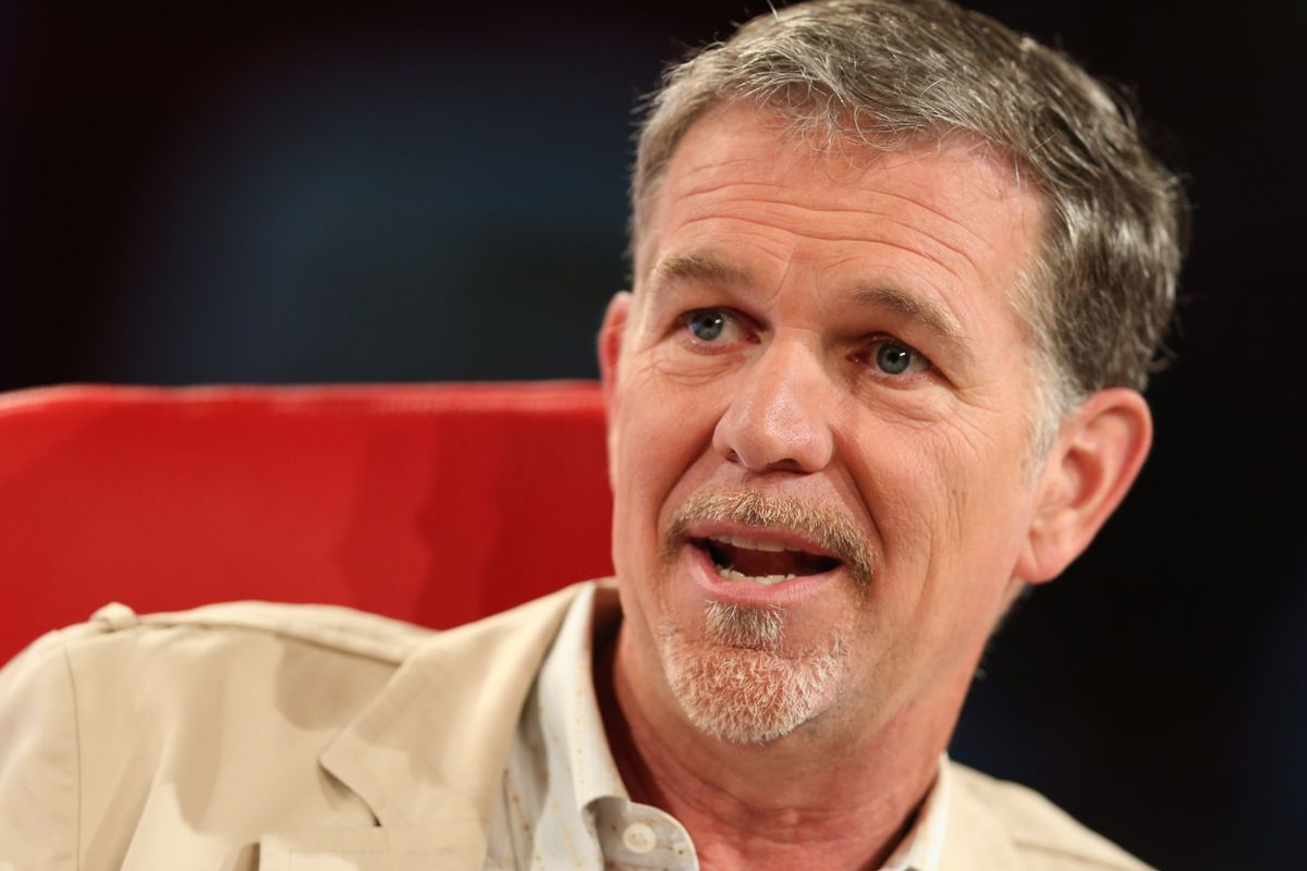 Netflix Tells Wall Street About Its Go-Go Global Growth (Video)