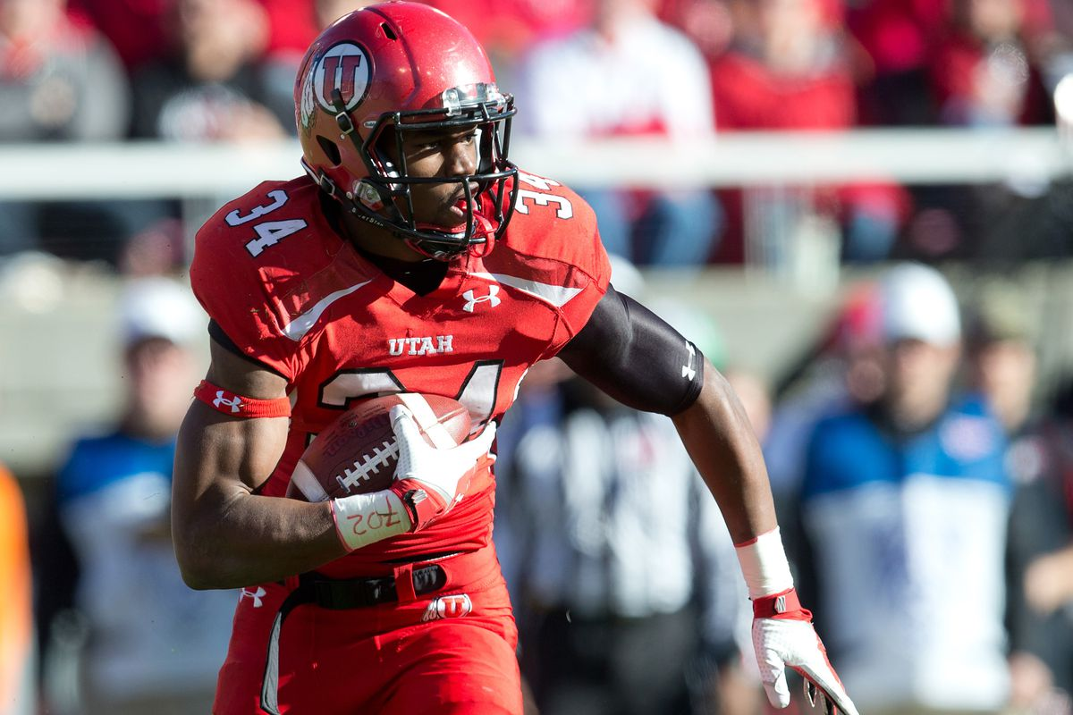 Returning Utah Utes starting running back Bubba Poole will have some work to do in fall camp to fend off the newcomers.