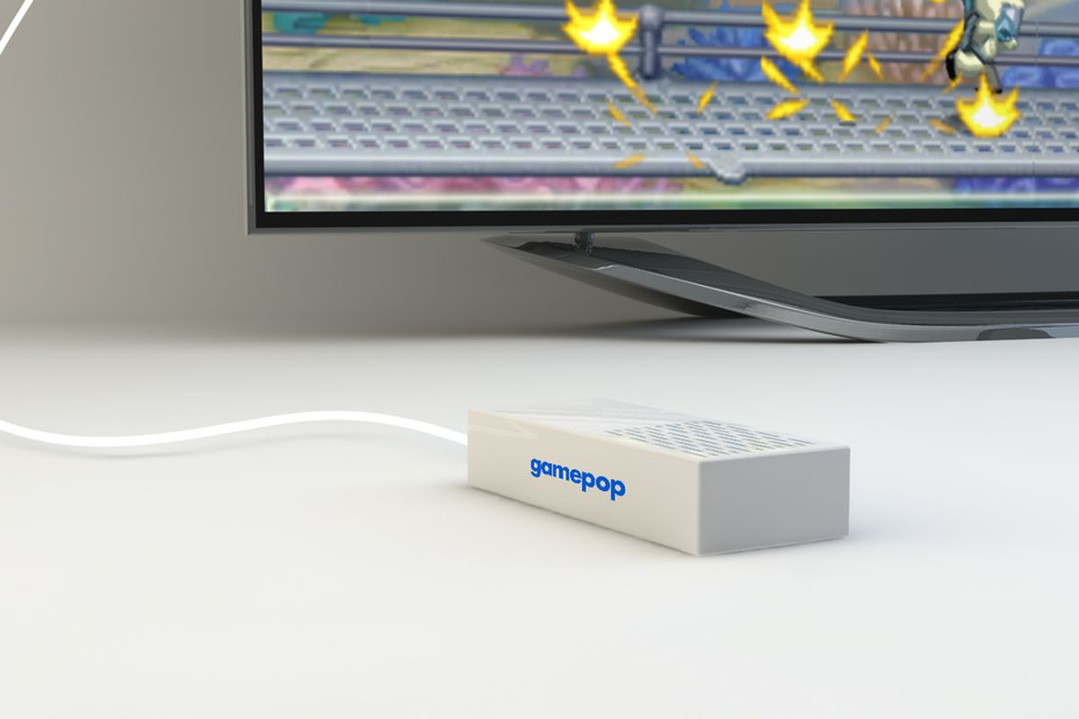 BlueStacks unveils GamePop Mini Android console to complement