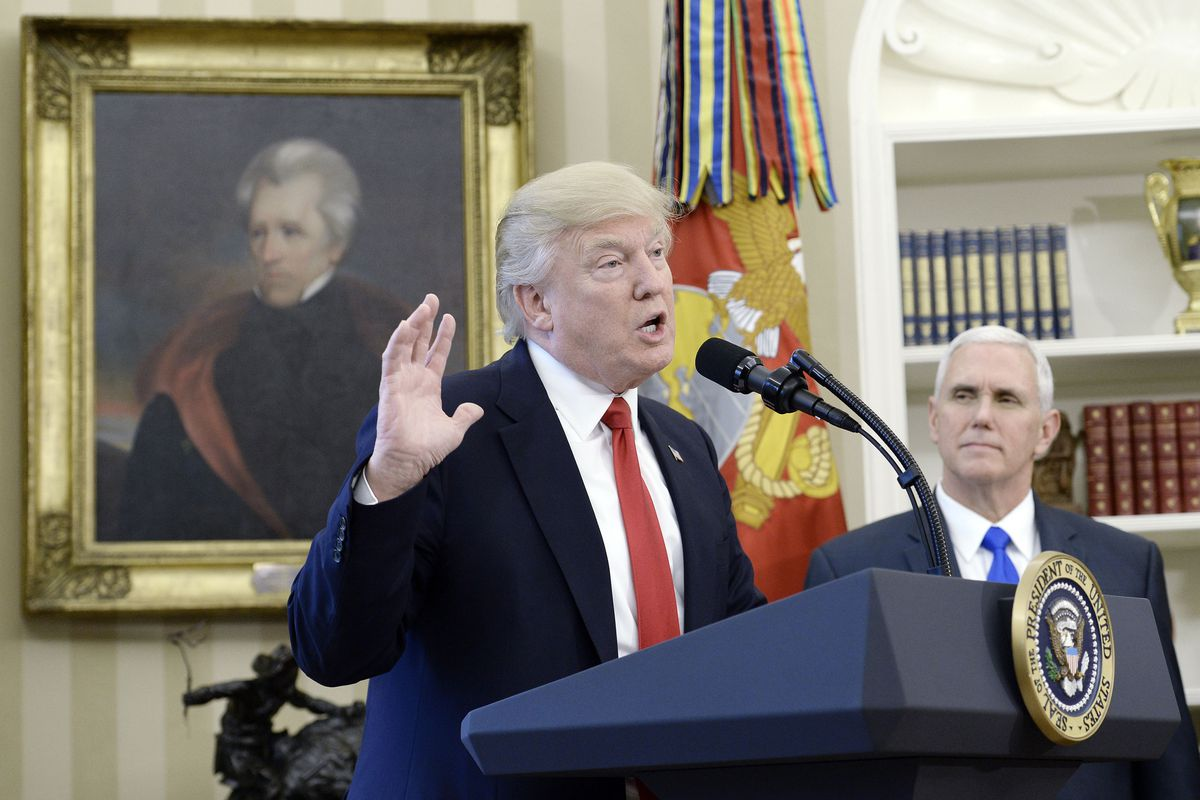 President Trump Signs Executive Orders Regarding Trade