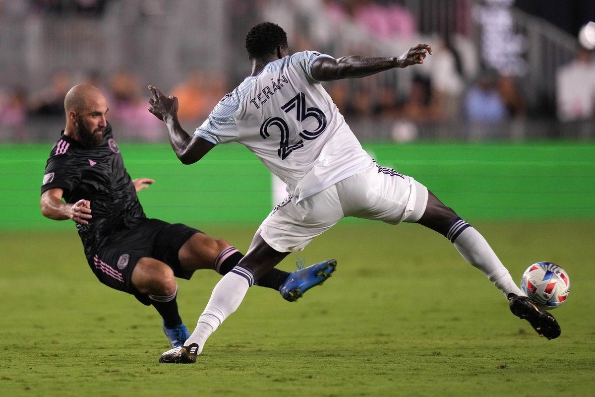 MLS: Chicago Fire at Inter Miami CF