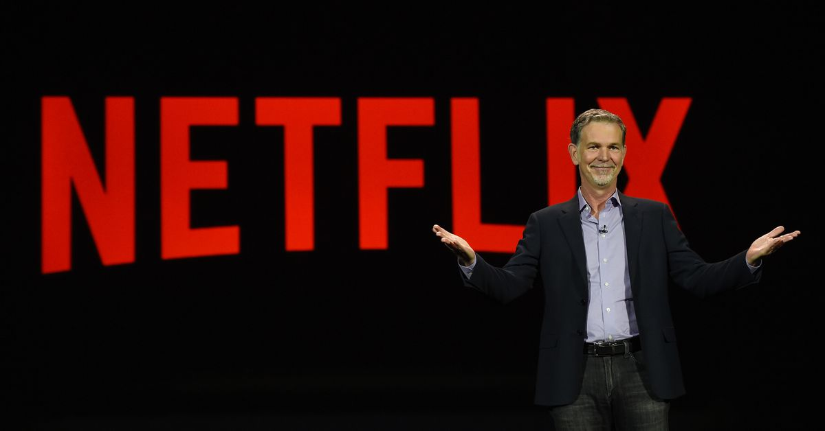 photo image Netflix added more than seven million subscribers during Q1, and its shares are climbing — again