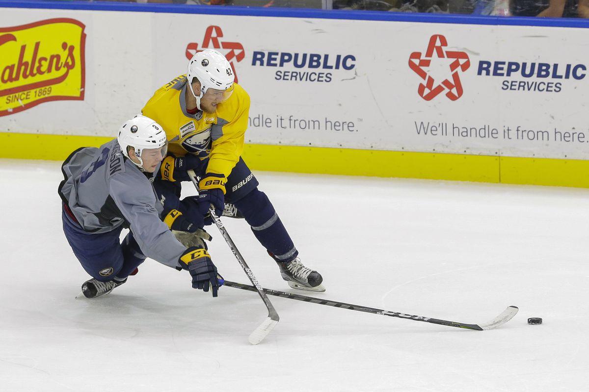 NHL: JUN 11 Buffalo Sabres Development Camp