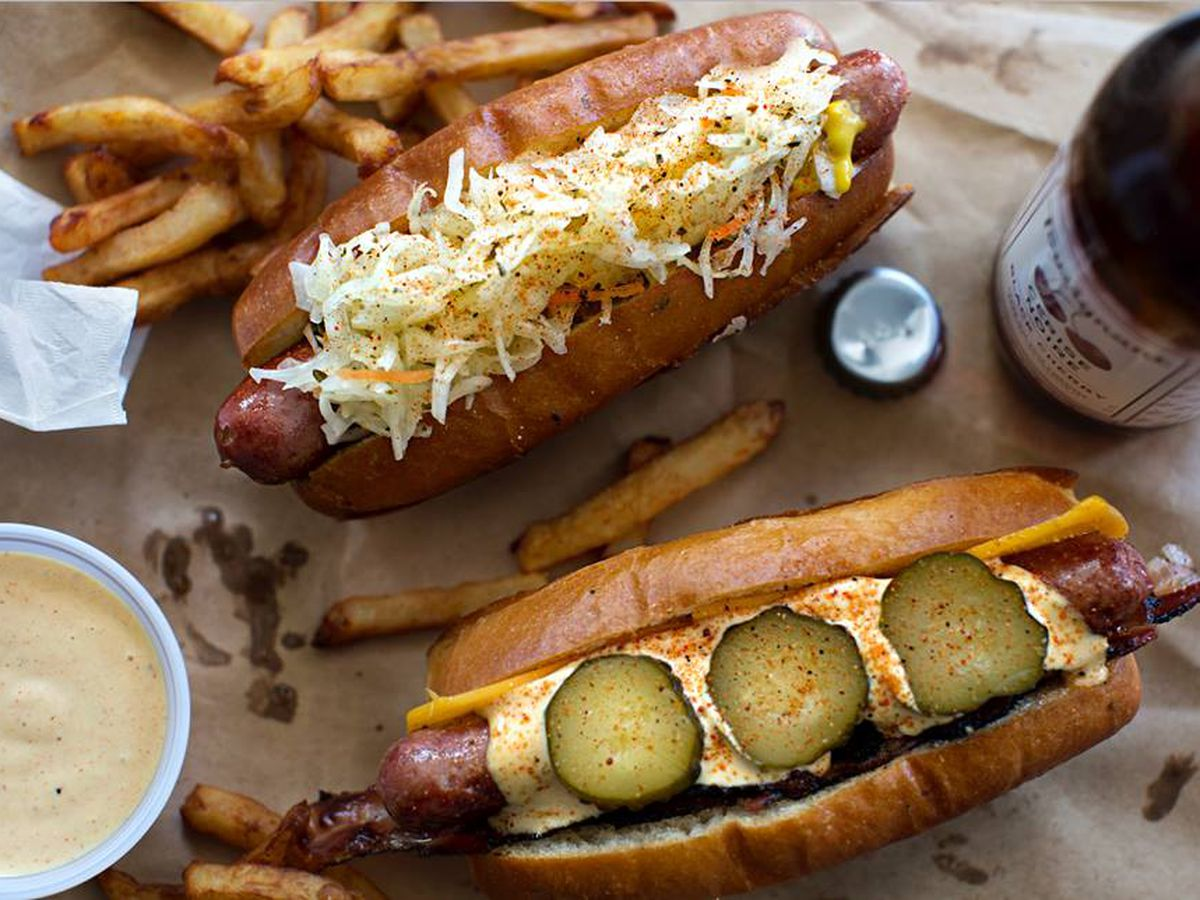 The Best Montreal Hot Dogs Eater Montreal