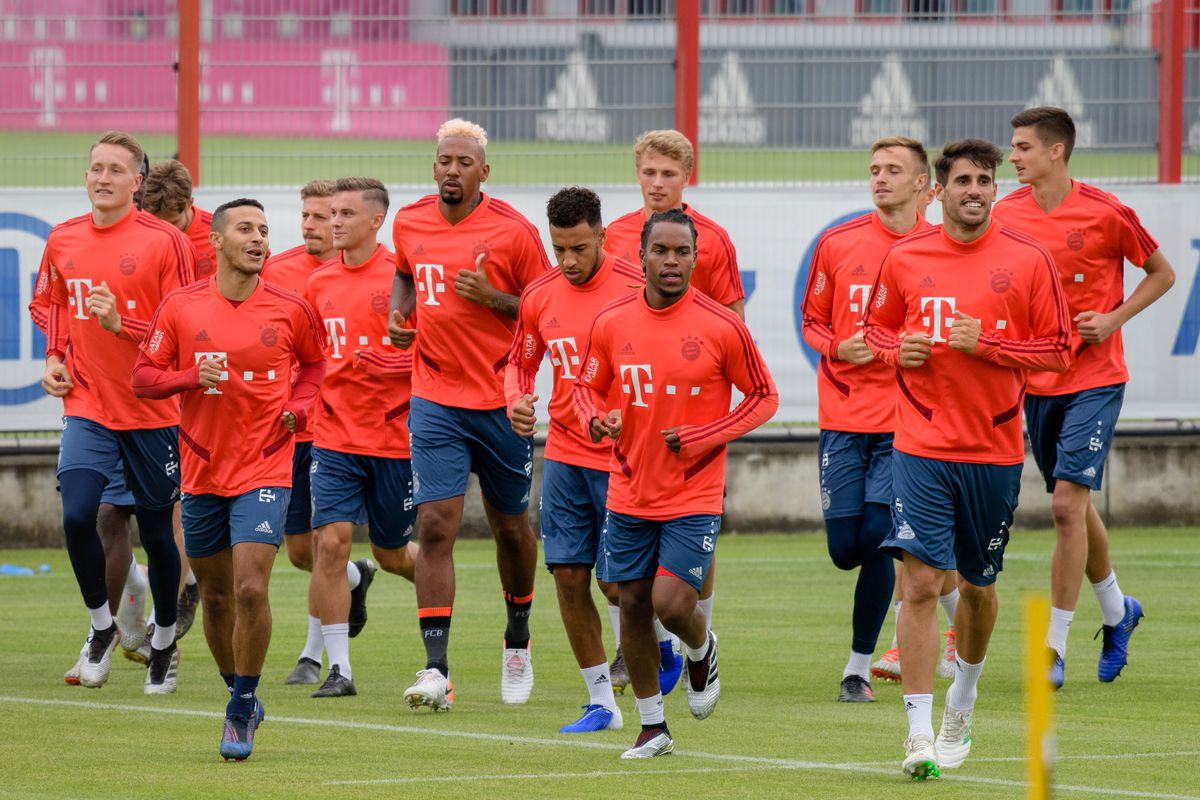 Bayern Munich release full squad for summer Audi Tour in the