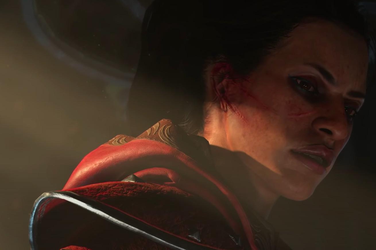 Diablo IV's latest trailer unveils the rogue class