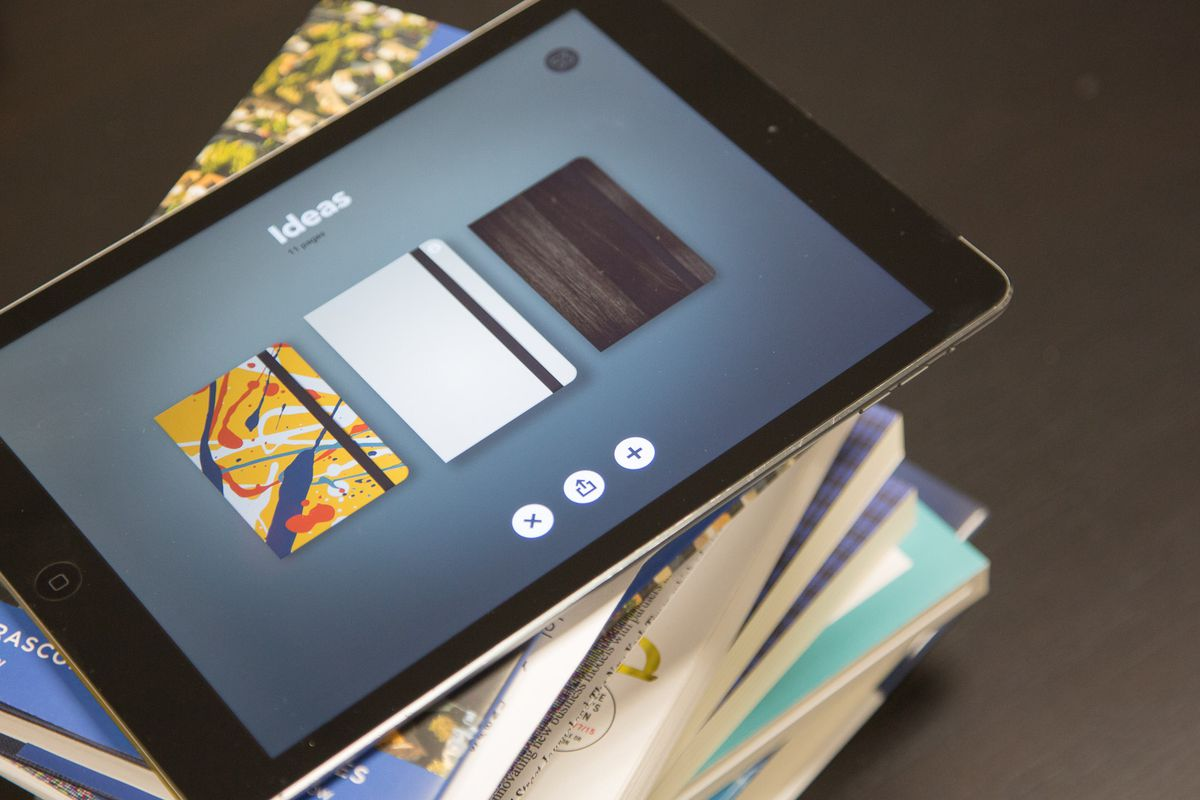 Ten Essential Tablet Apps for Creative Urges