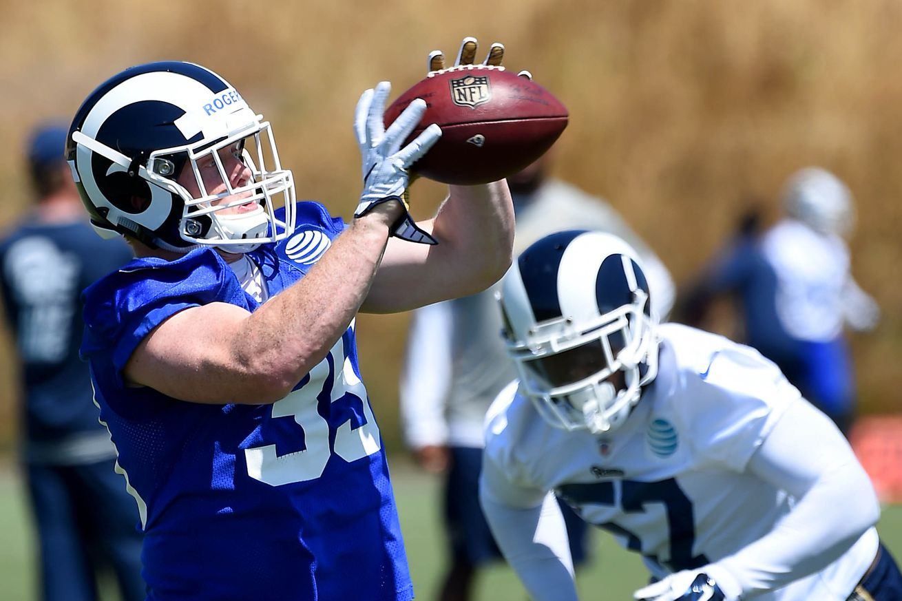 Random Ramsdom 6/21: Rams Waive Four, Sign Five As Roster Continues To Take Shape