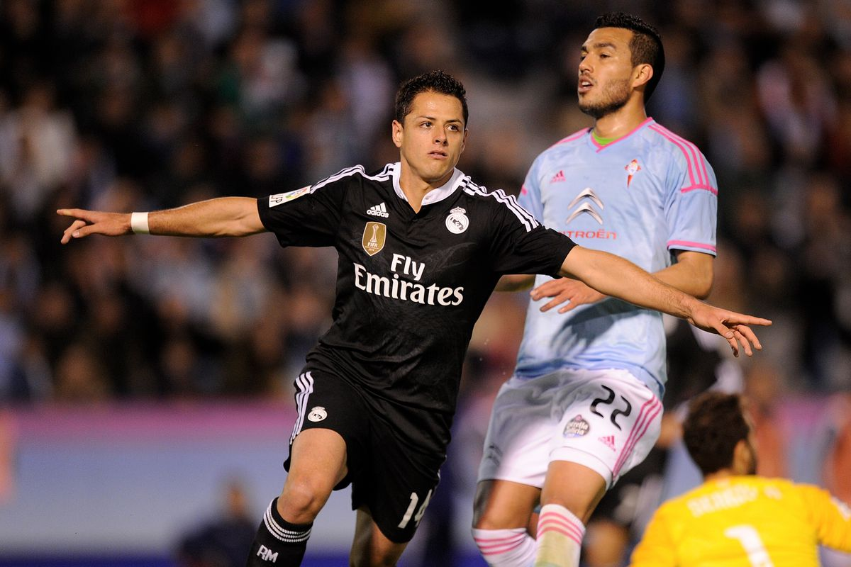 0ee84760b Chicharito s redemption will pay dividends for Real Madrid