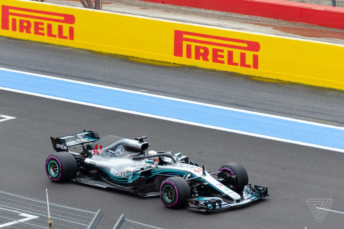 In Formula 1, you have to be amazing just to be average - The Verge