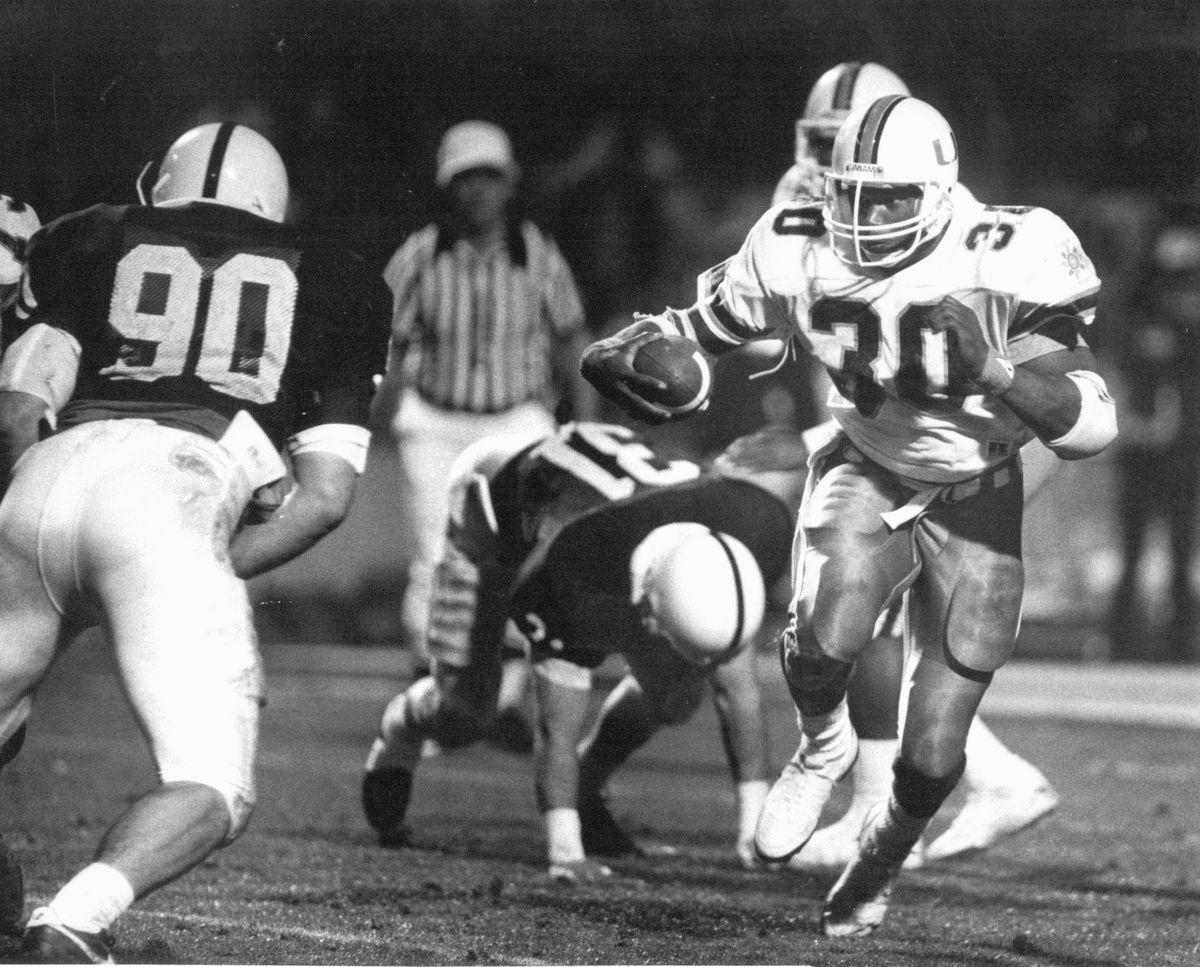 Penn State v Miami Hurricanes