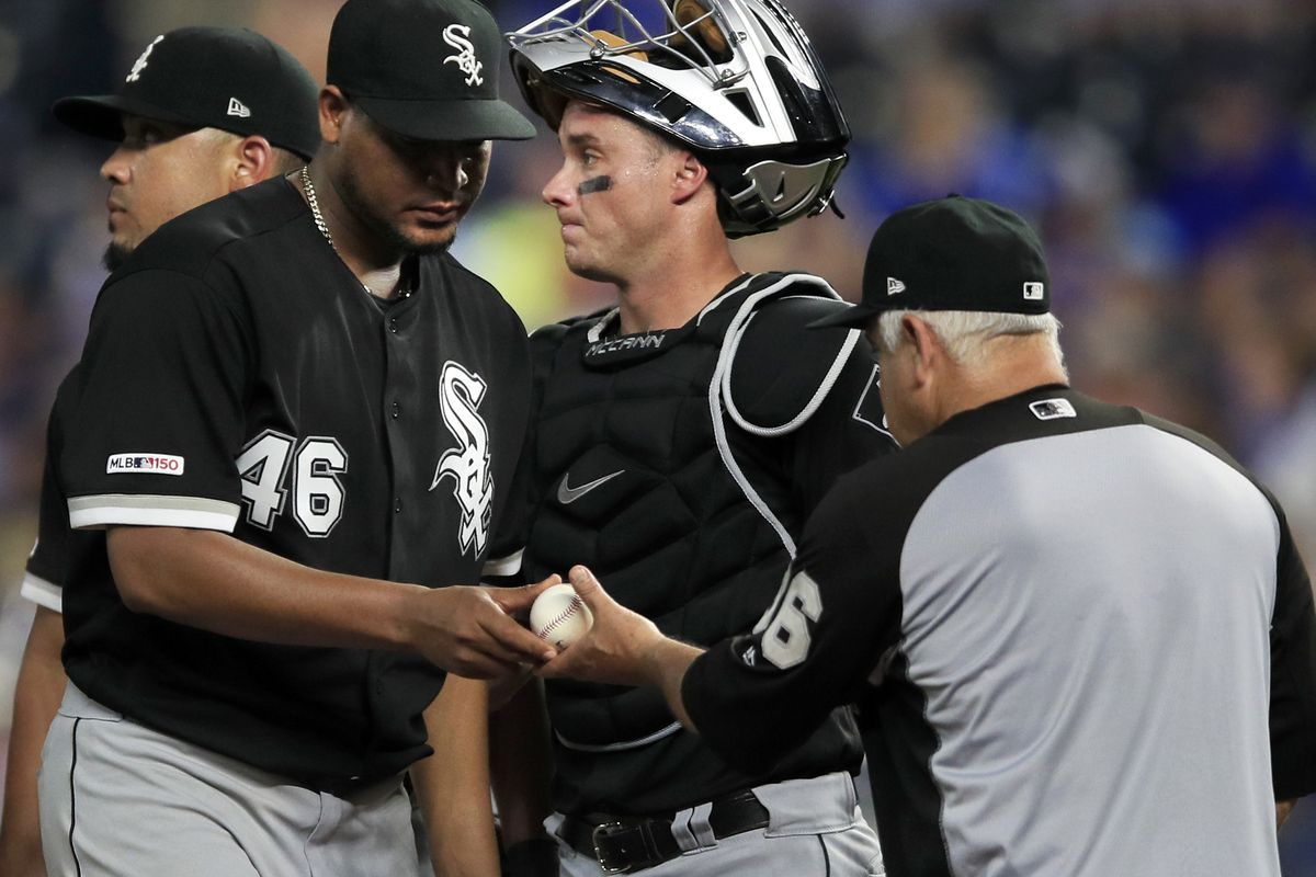 White Sox losing streak reaches season-high six with 7-5 loss to Royals