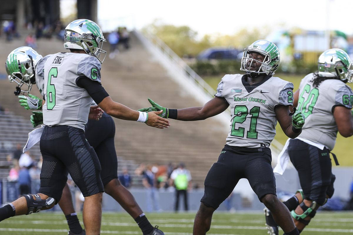 NCAA Football: North Texas at Rice