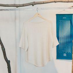 Lauren Manoogian 'Dovetail' pullover, $310