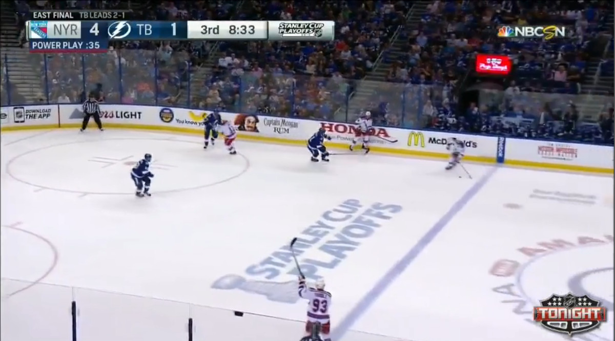 Yandle Wants the Puck