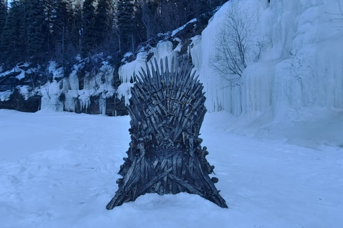 The World Is Still Looking For The Last Of Hbo S Hidden Iron Thrones