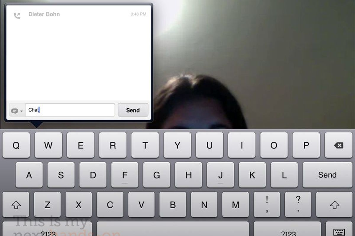 Skype for iPad released with video calling on WiFi and 3G