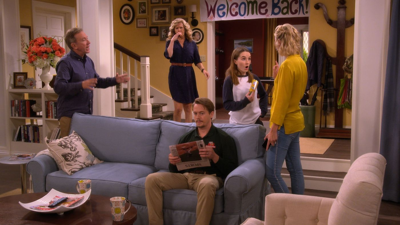 Wondrous Last Man Standing Review Tim Allens Sitcom Is Back On Fox Download Free Architecture Designs Scobabritishbridgeorg