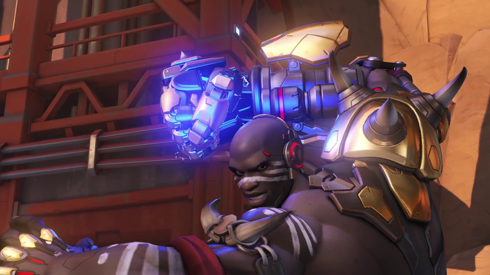 Overwatch could be getting new weapons or weapon skins