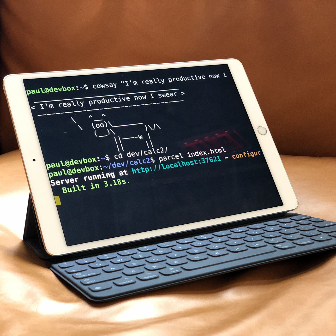 How To Set Up An Ipad For Web Development The Verge