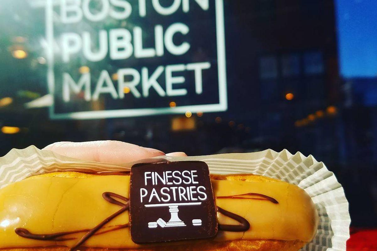 Finesse Pastries at Boston Public Market