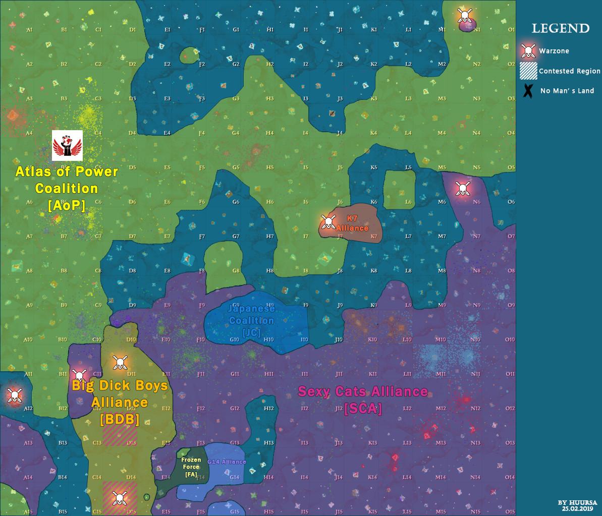 player-made Atlas alliance map